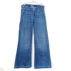 Fidelity by Jason Trotzuk Wide Leg Jeans